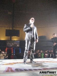 蝶野選手が長野ホワイトリングに登場も…全日本プロレスの対応に激怒